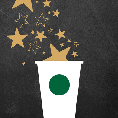 Gift of Gold Program, Starbucks Rewards Canada