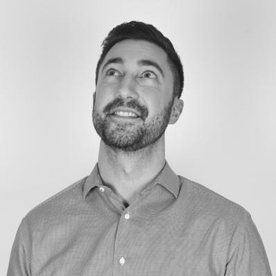 Justin Haberman, VP, Client Services