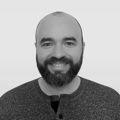 Andrew Salmon, Digital Marketing Manager